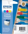 Genuine Epson T052 Tri Colour Ink Cartridge (Abacus) for Epson Stylus Color 640