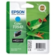 Genuine Epson T0542 Cyan Ink Cartridge (Frog) for Epson R800