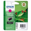 Genuine Epson T0543 Magenta Ink Cartridge (Frog)
