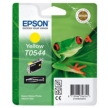 Genuine Epson T0544 Yellow Ink Cartridge (Frog)