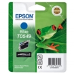 Genuine Epson T0549 Blue Ink Cartridge (Frog)