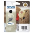 Genuine Epson T0611 Black Ink Cartridge (Teady Bear) for Epson DX3850