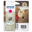 Genuine Epson T0613 Magenta Ink Cartridge (Teady Bear) for Epson DX4800