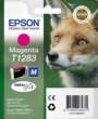 Genuine Epson T1283 Magenta Ink Cartridge (Fox) for Epson SX438W
