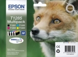 Genuine Epson T1285 Multipack Ink Cartridges (Fox) for Epson SX438W