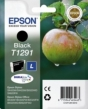 Genuine Epson T1291 Black Ink Cartridge (Apple) for Epson SX525WD