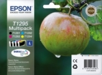 Genuine Epson T1295 Multipack Ink Cartridges (Apple) for Epson SX438W
