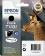 Genuine Epson T1301 Black Ink Cartridge (Stag) for Epson SX525WD