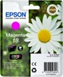 Genuine Epson T1803 Magenta Ink Cartridge (Daisy) for Epson XP-325