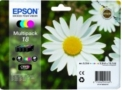 Genuine Epson T1806 Multipack Ink Cartridges (Daisy) for Epson XP-425