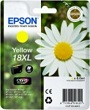 Genuine Epson T1814 Yellow Ink Cartridge 18XL (Daisy) for Epson XP-325