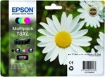 Genuine Epson T1816 Multipack Ink Cartridges 18XL (Daisy) for Epson XP-325