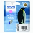 Genuine Epson T5596 Light Magetna Ink Cartridge (Penguin)