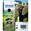 Genuine Epson T2421 Black Ink Cartridge (Elephant)