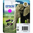 Genuine Epson T2423 Magenta Ink Cartridge (Elephant)