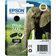 Genuine Epson T2431 Black Ink Cartridge 24XL (Elephant)