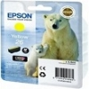 Genuine Epson T2614 Yellow Ink Cartridge (Polar Bear) for Epson XP-520