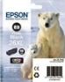 Genuine Epson T2631 Photo Black Ink Cartridge 26XL (Polar Bear) for Epson XP-520