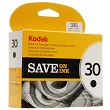 Genuine Kodak 30 Black Ink Cartridge  for Kodak Hero 3.1