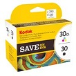 Genuine Kodak 30B 30CL Multipack Ink Cartridges for Kodak ESP 3.2S