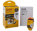 Genuine Kodak 30CL Tri Colour Ink Cartridge Photo Pack  for Kodak Hero 3.1