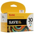 Genuine Kodak 30CL Tri Colour Ink Cartridge for Kodak Hero 3.1