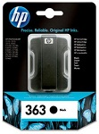 Genuine HP-363 Black Ink Cartridge (C8721EE) for HP Photosmart 7468