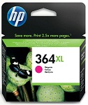 Genuine HP-364XL Magenta Ink Cartridge (CB324EE) for HP Photosmart Premium Fax C309a