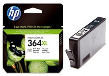 Genuine HP-364XL Photo Black Ink Cartridge (CB322EE) for HP Photosmart B8558