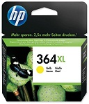 Genuine HP-364XL Yellow Ink Cartridge (CB325EE) for HP Photosmart Premium Fax C309a