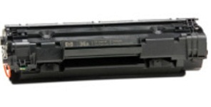 Reman HP 36A (CB436A) Black Toner Cartridges for HP LaserJet P1505