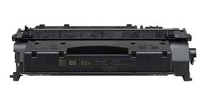 1 x Reman HP 05X (CE505X) High Capacity Black