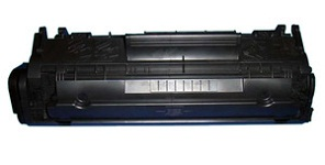 Reman HP 12A (Q2612A) Black Toner Cartridges for HP Laserjet 3055