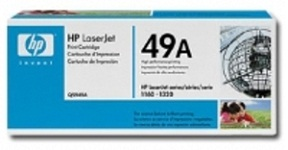 Genuine HP 49A (Q5949A) Black