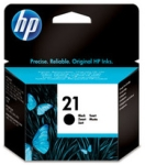 Genuine HP-21 Black Ink Cartridge (C9351AE) for HP DeskJet D1420