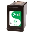 Remanufactured HP-21XL Black High Capacity Ink Cartridge for HP DeskJet F2110