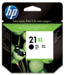 Genuine High Capacity  HP-21XL Black Ink Cartridge (C9351CE) for HP OfficeJet J3680