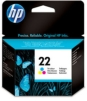Genuine HP-22 Colour (C9352AE)