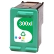 Remanufactured HP-300XL Colour High Capacity Ink Cartridge