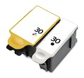 Kodak 30XL Black & 30XL Colour Compatible Ink Cartridges - 1 each
