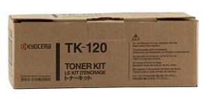Kyocera TK-120 Genuine Black Toner Cartridges for Kyocera FS-1030D