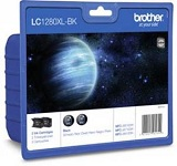 Genuine Brother LC1280XLBK Black Ink Cartridge for Brother MFC-J6710DW