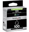 Genuine Lexmark 100 Black Ink Cartridge  for Lexmark Interpret S402