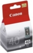 Genuine Canon PG-40 Black