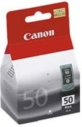 Genuine Canon PG-50 High Capacity Black Ink Cartridge for Canon Fax JX500