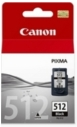 Genuine Canon PG-512 High Capacity Black Ink Cartridge for Canon Pixma MP499