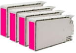 4 x Magenta Compatible with Epson T5593
